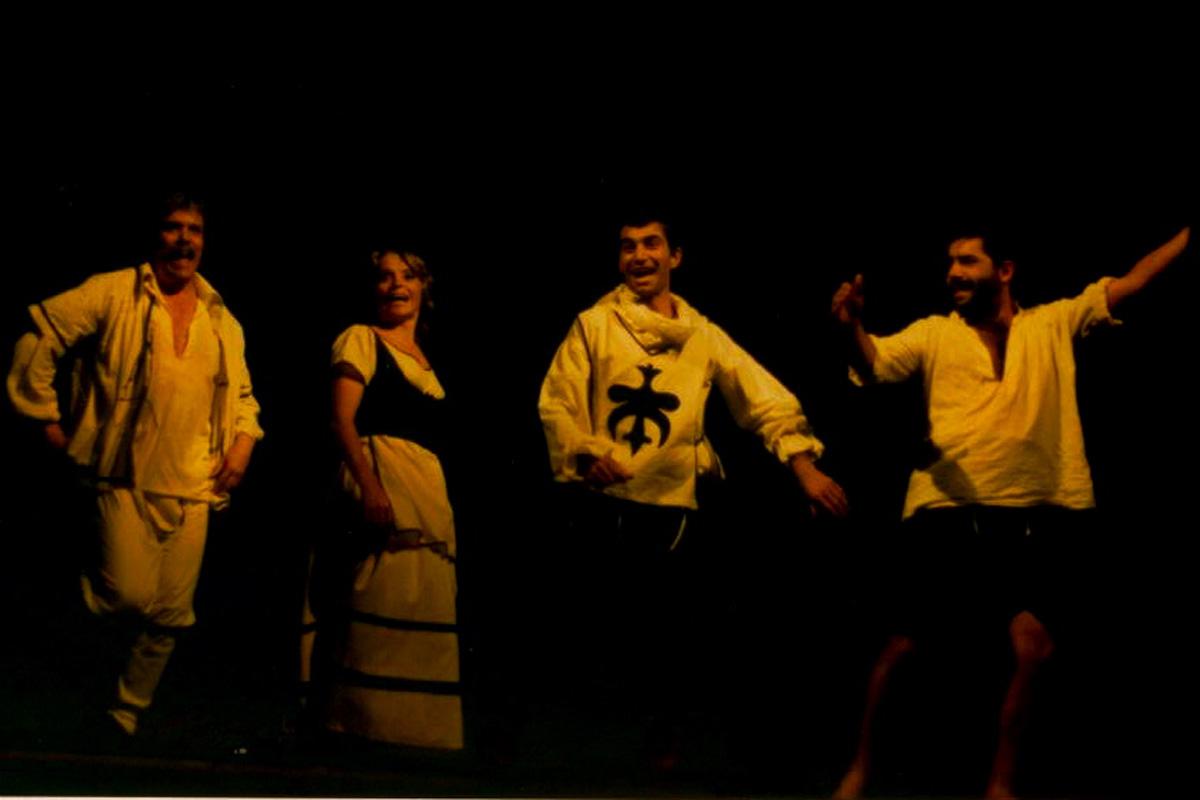 Produção 18 do Teatro Experimental do Funchal