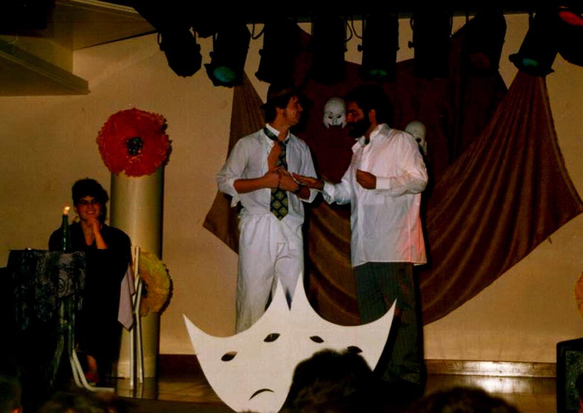 Produção 33 do Teatro Experimental do Funchal