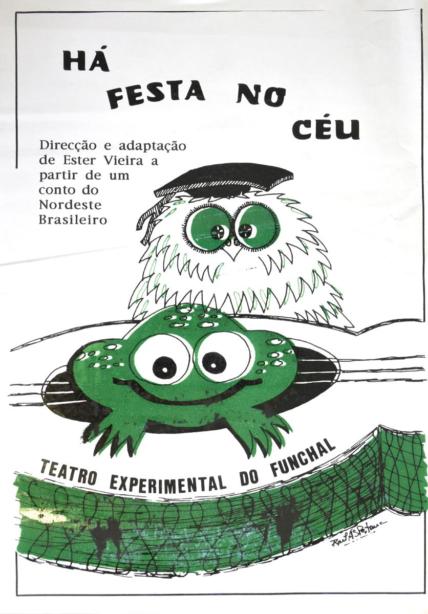Produção 38 do Teatro Experimental do Funchal