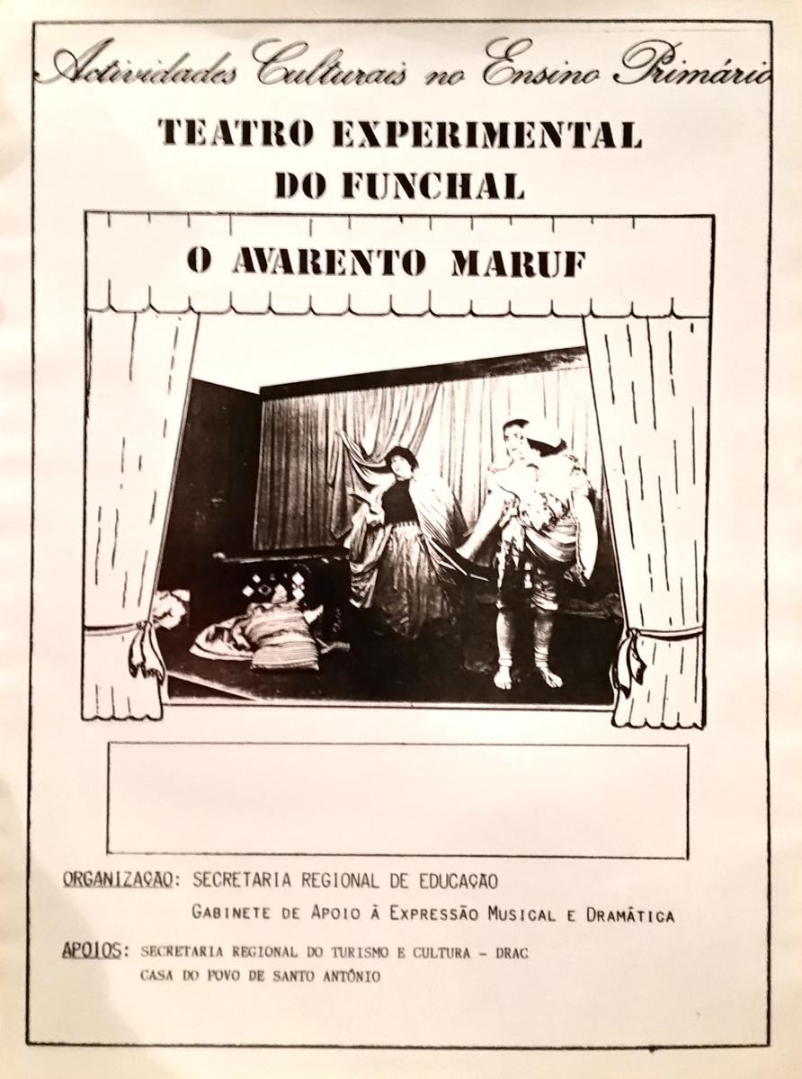 Produção 29 do Teatro Experimental do Funchal