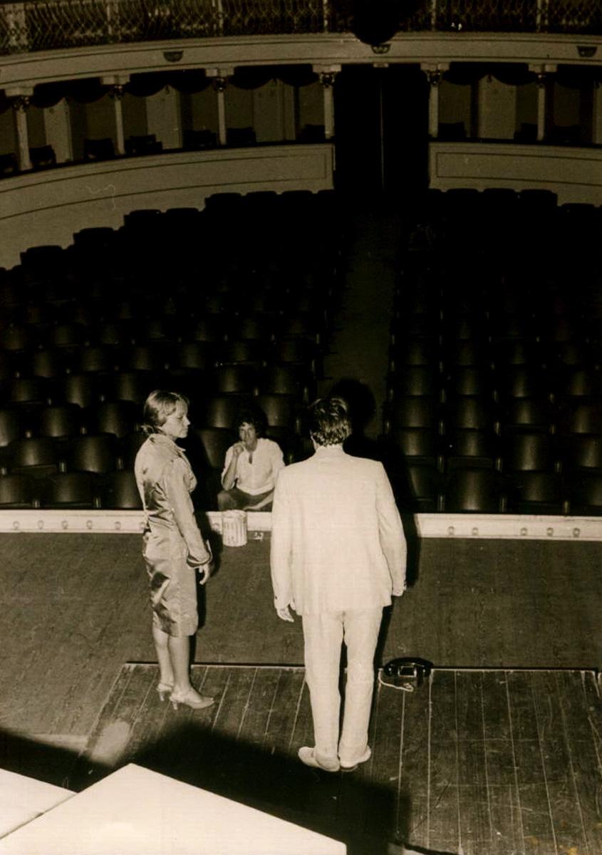 Produção 15 do Teatro Experimental do Funchal
