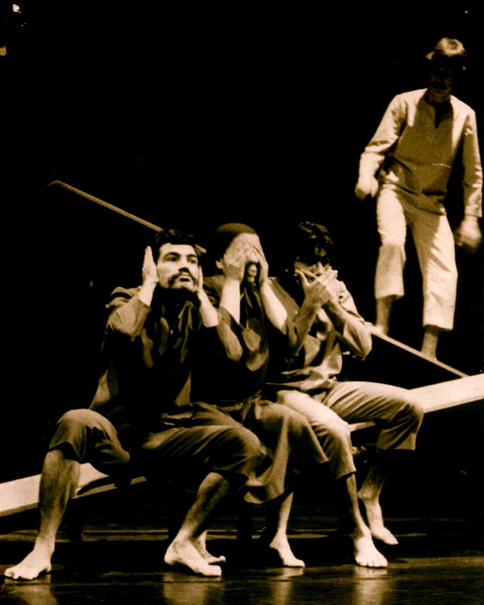 Produção 11 do Grupo Experimental de Teatro do Funchal