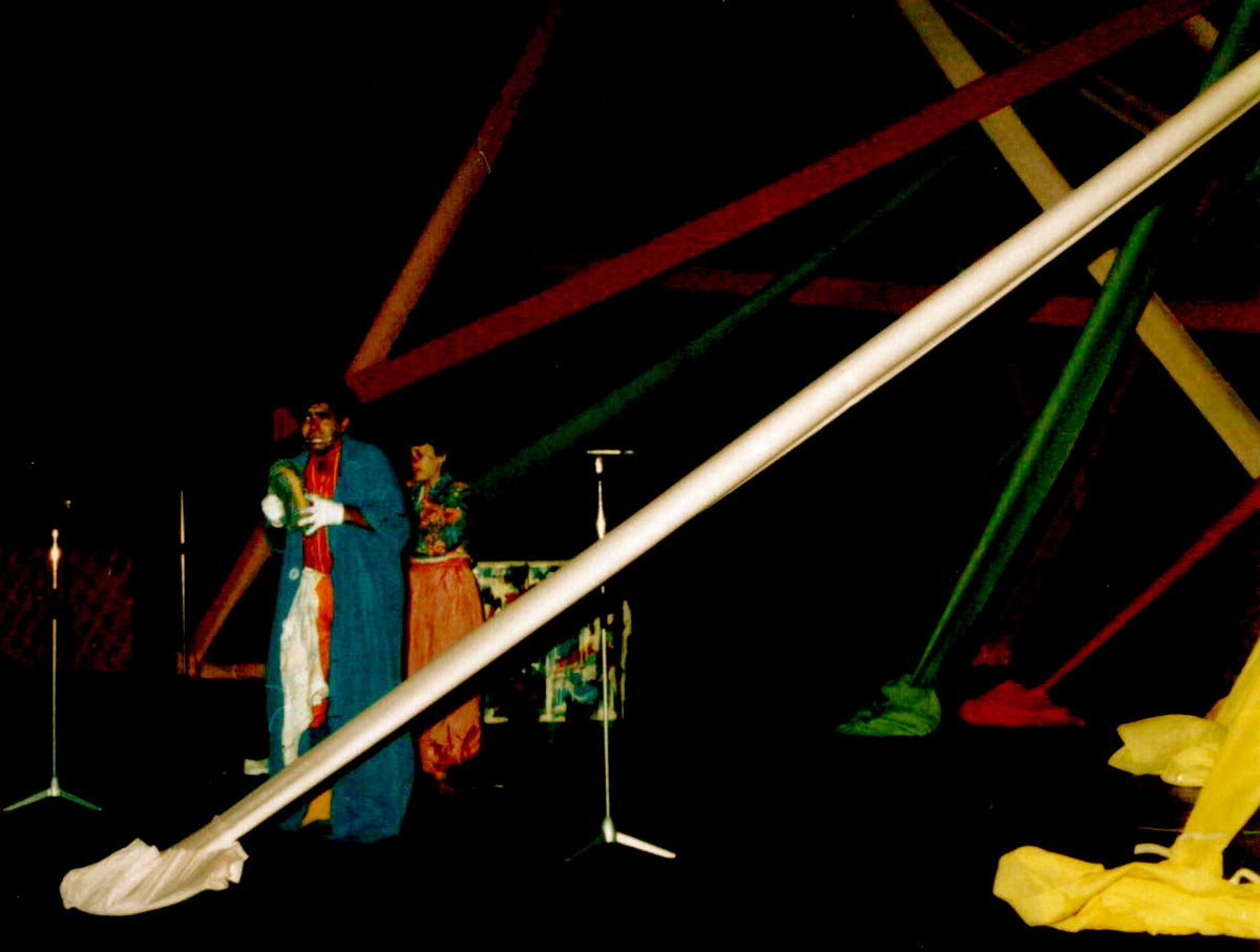 Produção 21 do Teatro Experimental do Funchal