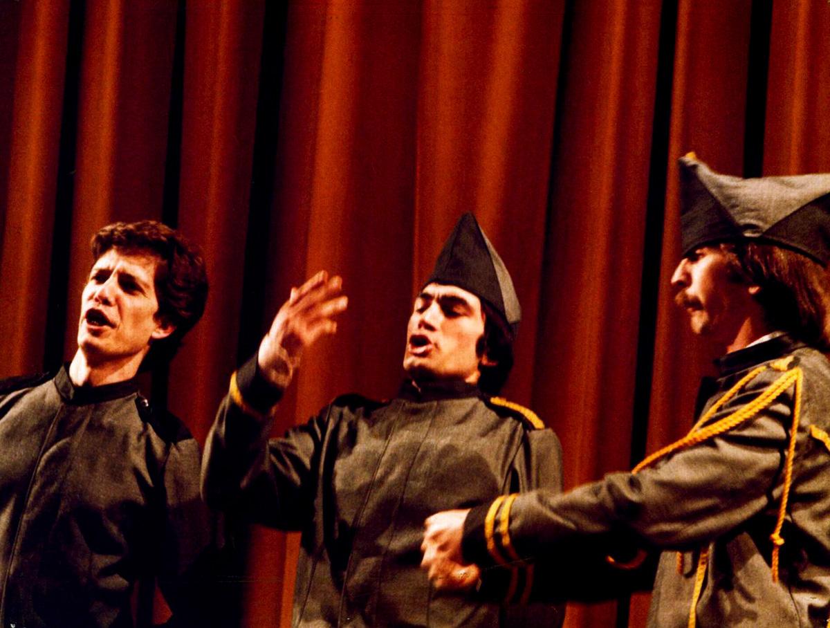 Produção 14 do Teatro Experimental do Funchal