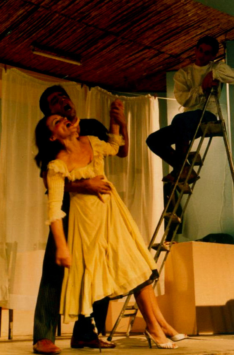 Produção 16 do Teatro Experimental do Funchal
