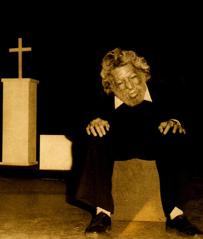 Produção 1 do Grupo Experimental de Teatro do Funchal