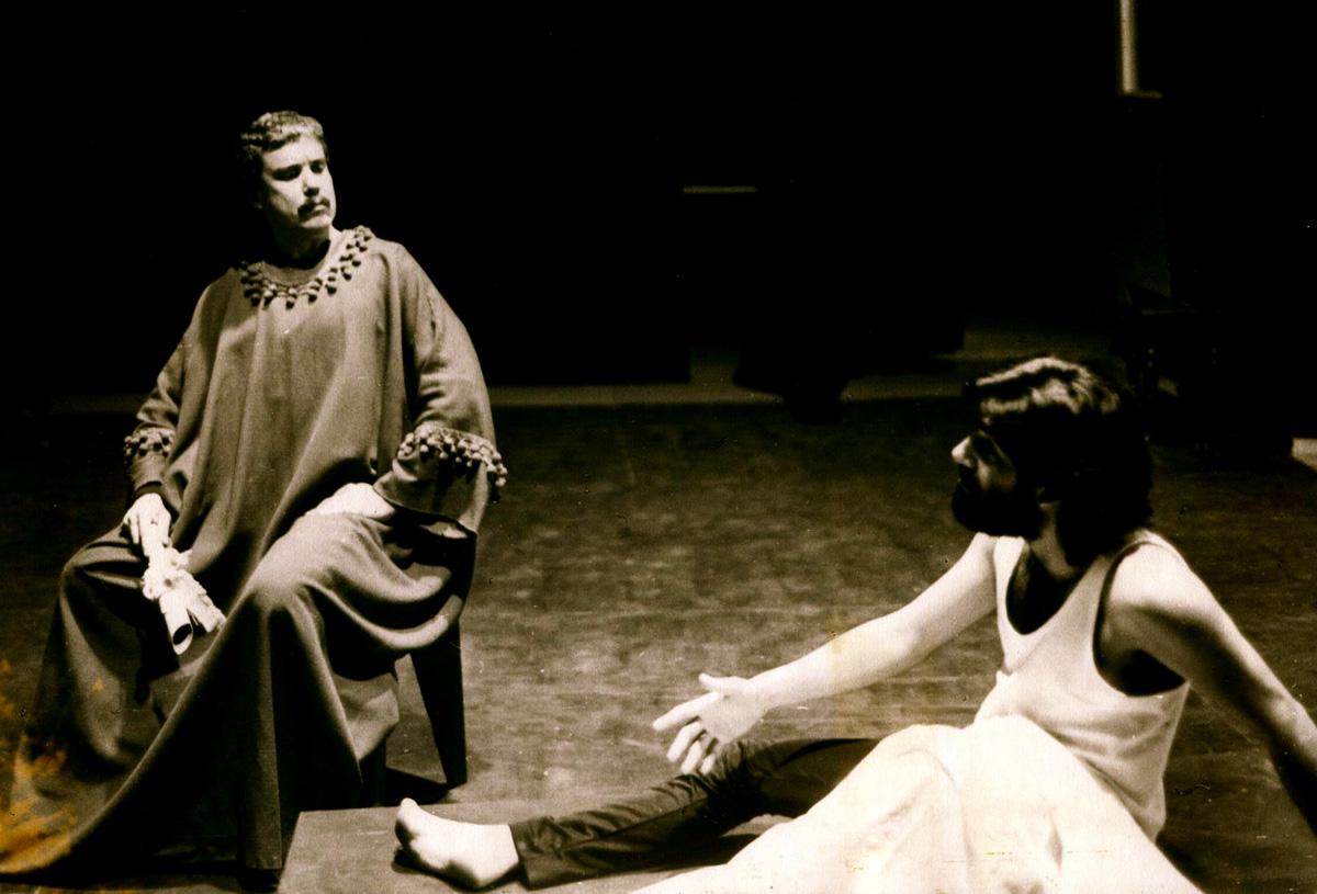 Produção 12 do Teatro Experimental do Funchal