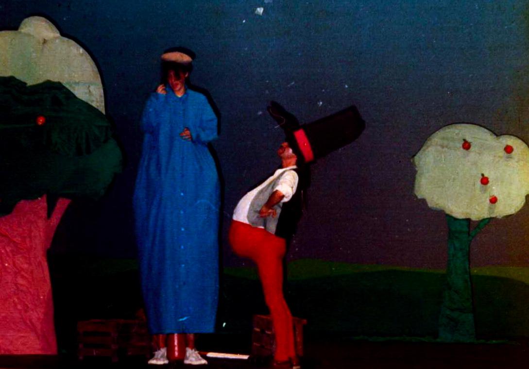 Produção 23 do Teatro Experimental do Funchal
