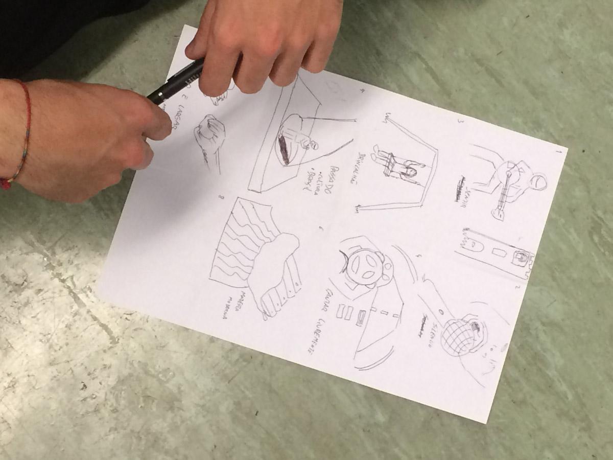 OFICINA PRÁTICA – 3º ANO DO CURSO DE DESIGN DA UMA