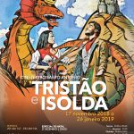 Cartaz Triatão e Isolda