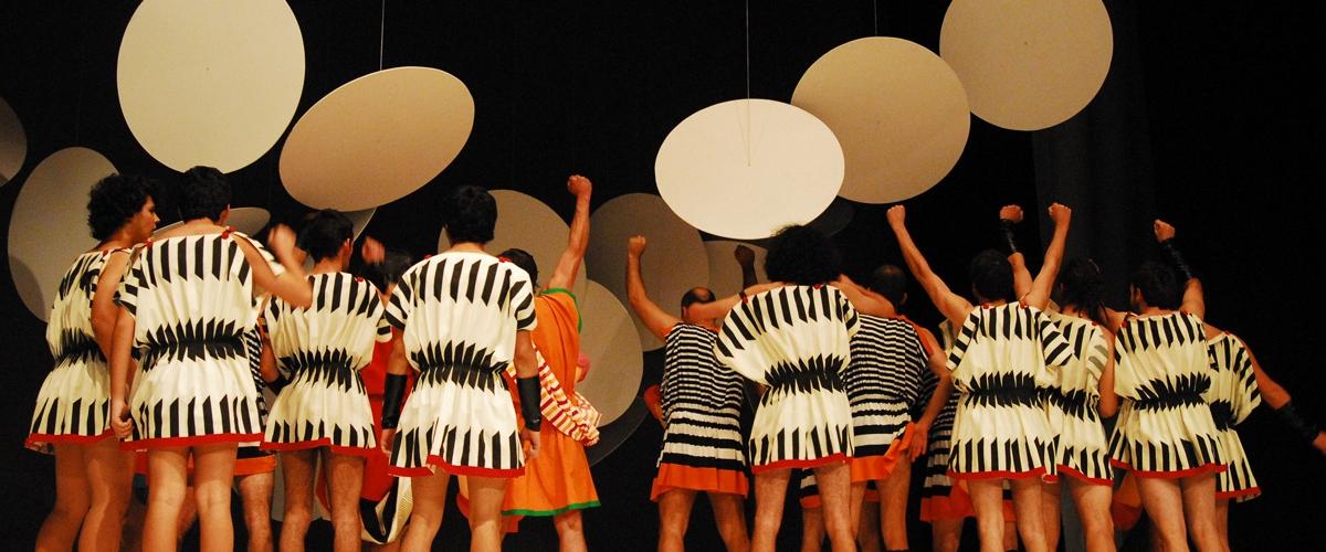 Produção 112 do Teatro Experimental do Funchal